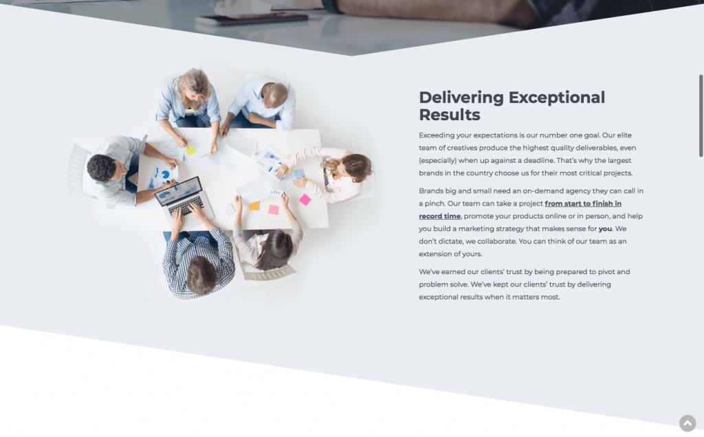 Diace Designs Services Page